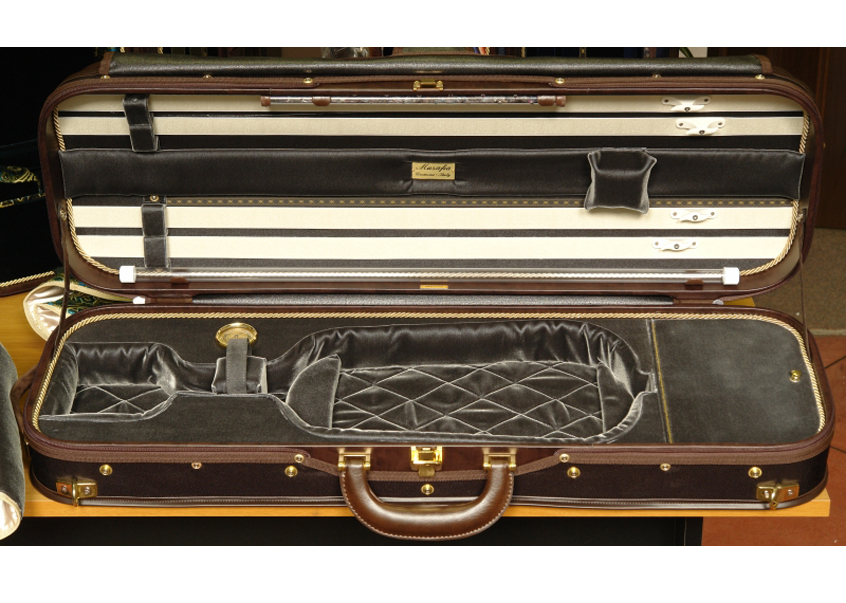 Musafia Luxury Violin Case