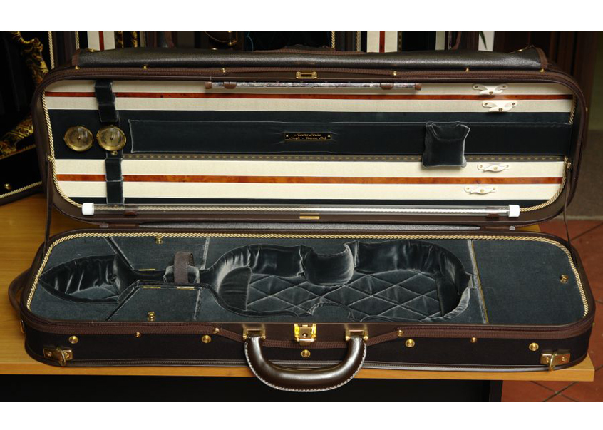 Musafia Master Series Violin Case